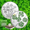 Portugal 2018 5€ 4-Leaf-Clover