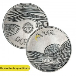 Portugal 2019 5€ The Sea