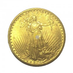 USA 20 Dollars Gold