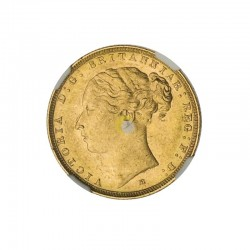 Australia 1883 1 Sovereign