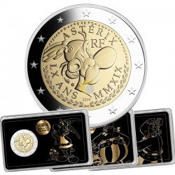 France 2019 2€ Asterix PROOF
