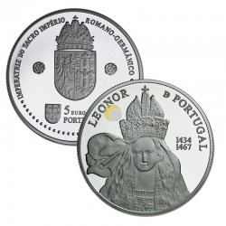 Portugal 2014 5€ Eleanor of Portugal