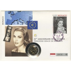 Monaco 2007 2€ Grace Kelly