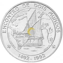 Portugal 1992 1000$ Discovery of the New World