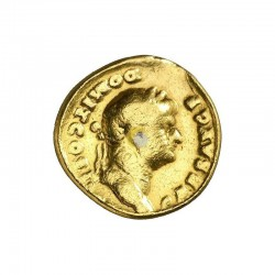 Roman Empire 73 Domitian Aureus