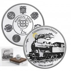 Portugal 2020 7,5€ Historical Trains