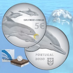 Portugal 2020 5€ The Dolphin