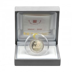 Vatican 2020 2€ Pope John Paul II PROOF