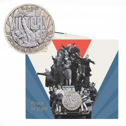 Great Britain 2020 2£ VE Day BU