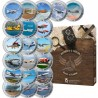 Spain 2020 1,5€ History of Aviation - Collection