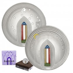 Portugal 2020 5€ The Gotic PROOF