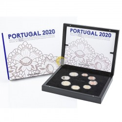 Portugal 2020 Coin Set PROOF