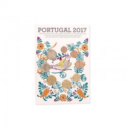 Portugal 2017 Set Anual - FDC