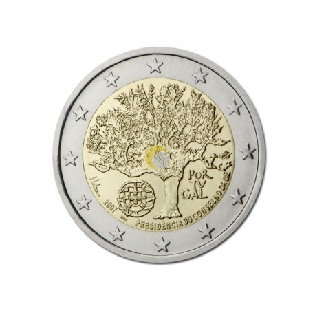 Portugal 2007 2€ Presidency EU